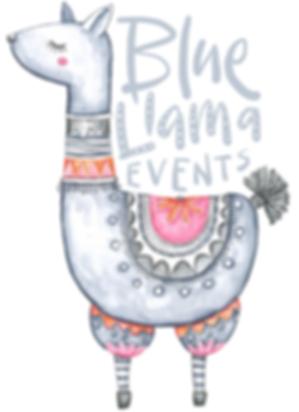 Blue Llama Wedding & Corporate Event Management