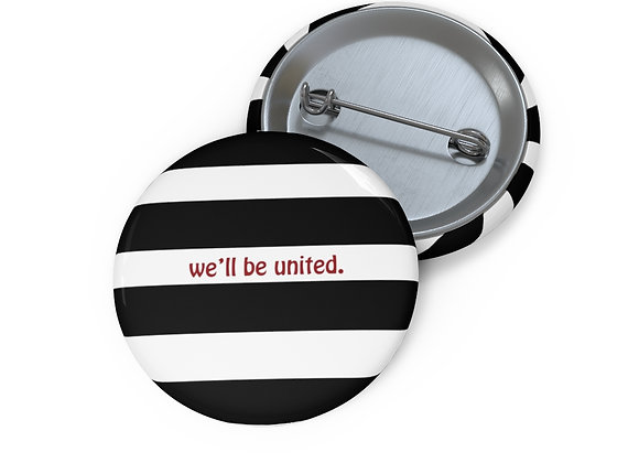 WBU Striped Pin
