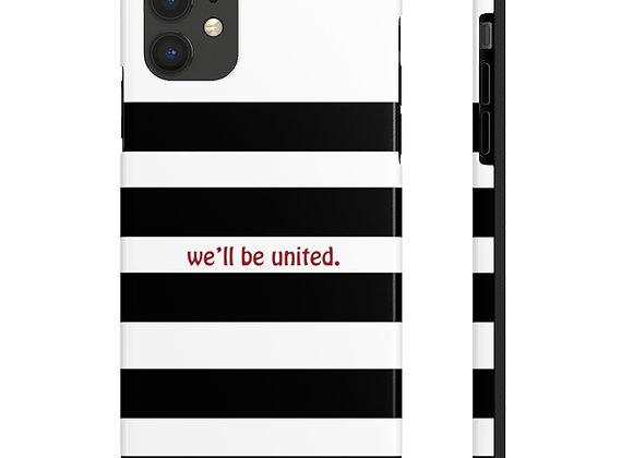 WBU Striped Phone Case