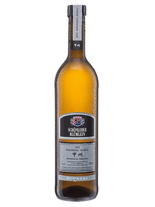Schönleber Blümlein 萊茵高甲州白酒(750毫升)
