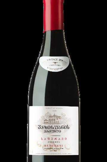 Vazisubani Estate Saperavi 紅酒2017 (750毫升)