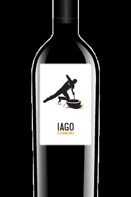 Iago Bitarishvili's Chinuri 橙酒(浸皮方法) 2016 (750毫升)