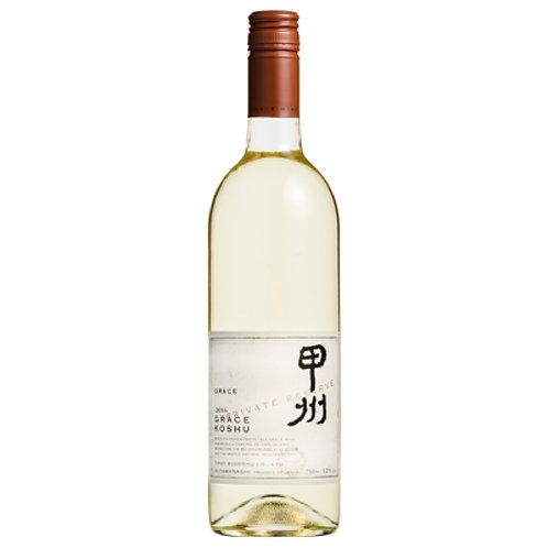 葛蕾絲葡萄酒株式會社特釀珍藏甲州白酒 (750毫升)