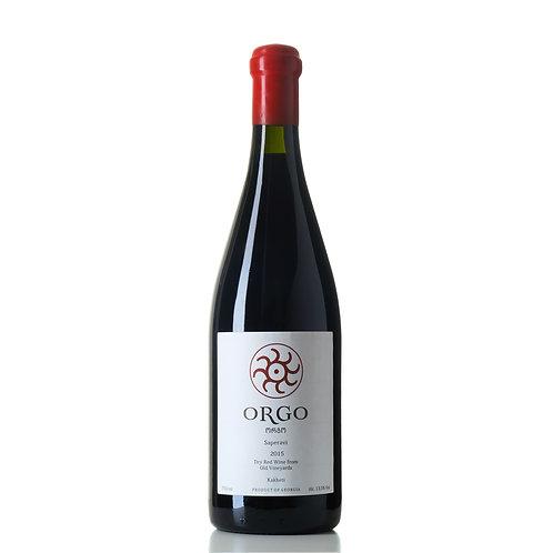 Orgo Saperavi 紅酒 2016/2017 (750毫升)