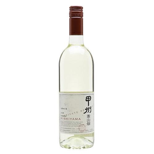 葛蕾絲葡萄酒株式會社菱山畑特釀珍藏甲州白酒 (750毫升)