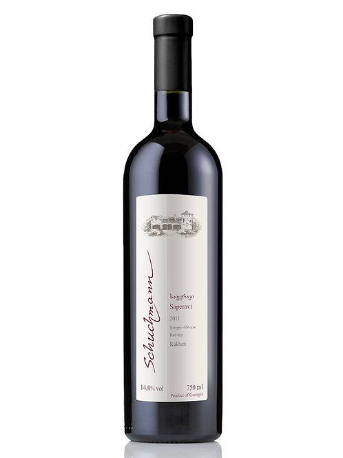 Schuchmann Saperavi 紅酒 2016/2017 (750毫升)