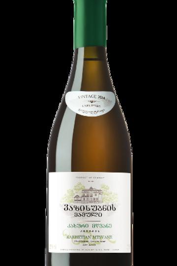 Vazisubani Estate Kakhetian Mtsvane 橙酒 2017 (750毫升)