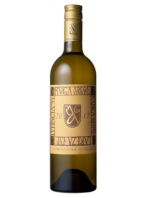 """勝沼葡萄酒株式會社ARUGA BRANCA """"Clareza""""甲州白酒(750毫升)"""