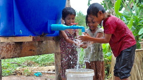 24 Rainwater Tanks for Bech Khlok's Families!