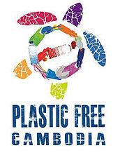 Plastic Free Cambodia logo