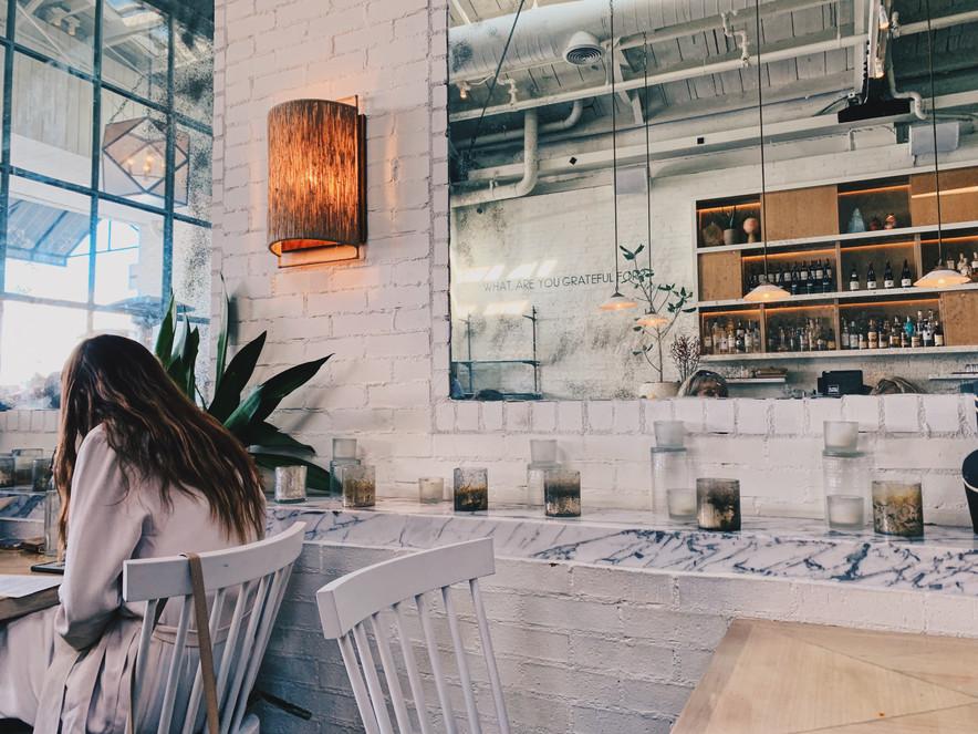 Café Gratitude - Melrose