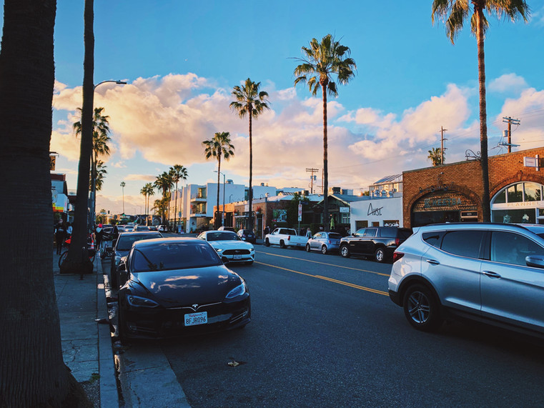 Abbot and Kinney