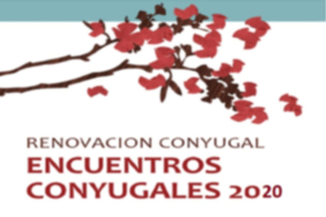 Encuentros Conyugales 2020 600x 400 mod.
