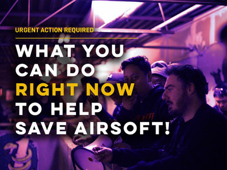 What you can do RIGHT NOW to help!