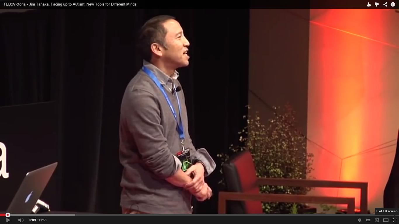 Jim Tanaka Ted Talk
