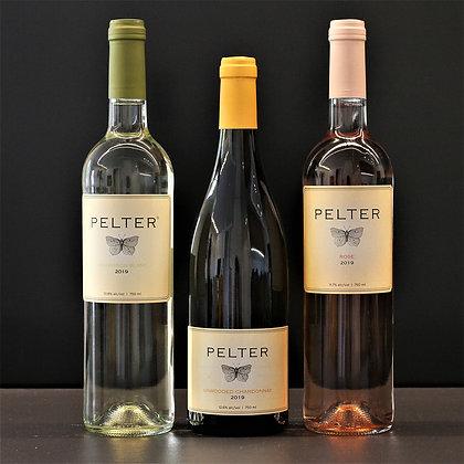 מארז יינות לבנים+רוזה של פלטר