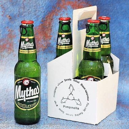 רביעיית בירה מיתוס