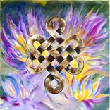 Shrivatsa-Unendlicher Knoten