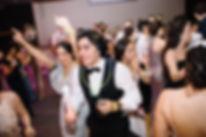Dancing all nigh long