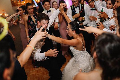 Wedding DJ Reception