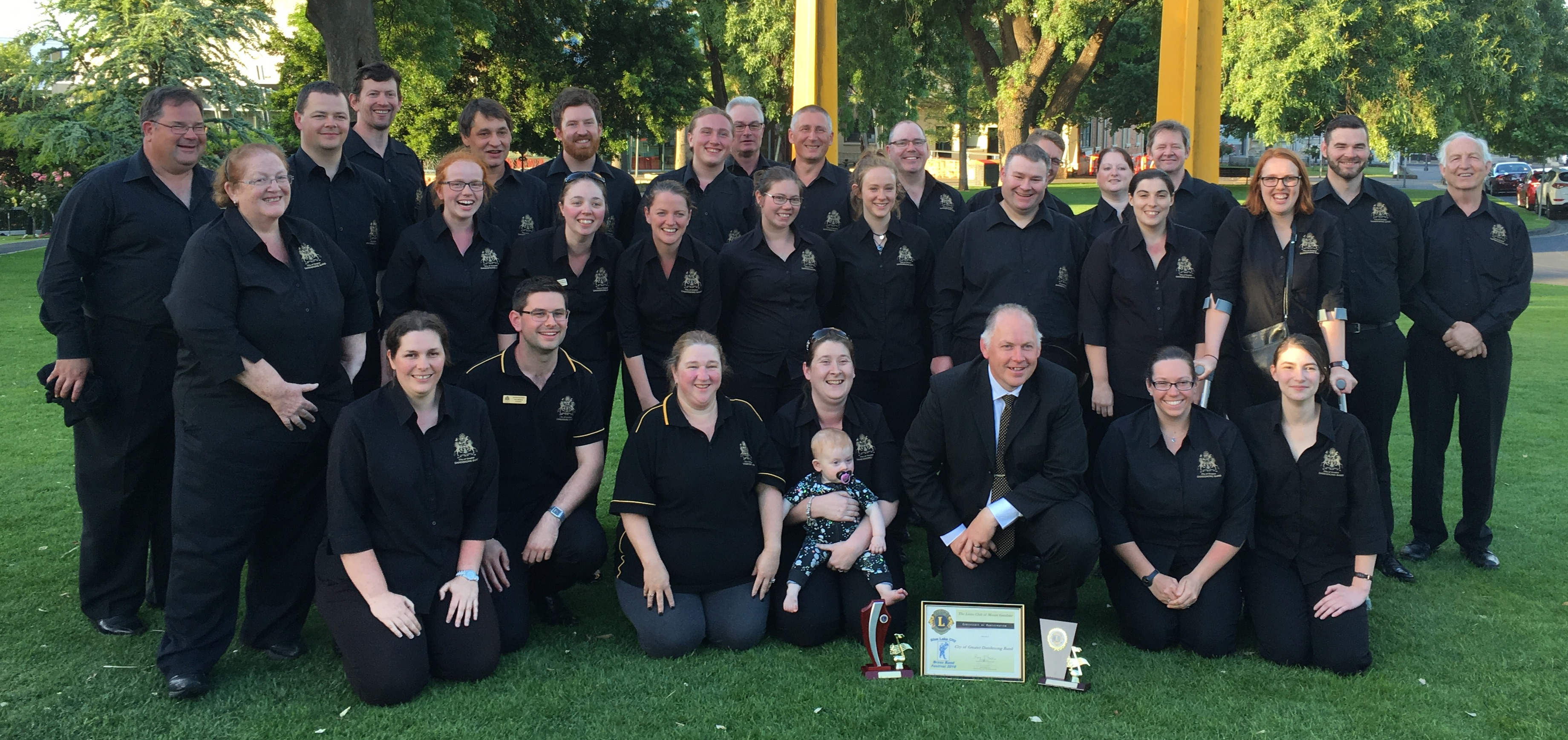 Mount Gambier Brass Band Festiva.JPG