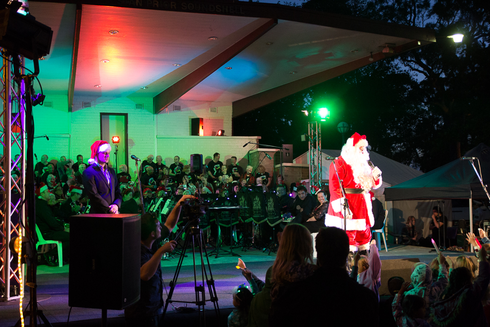 Dandenong 67th Carols by Candlelight