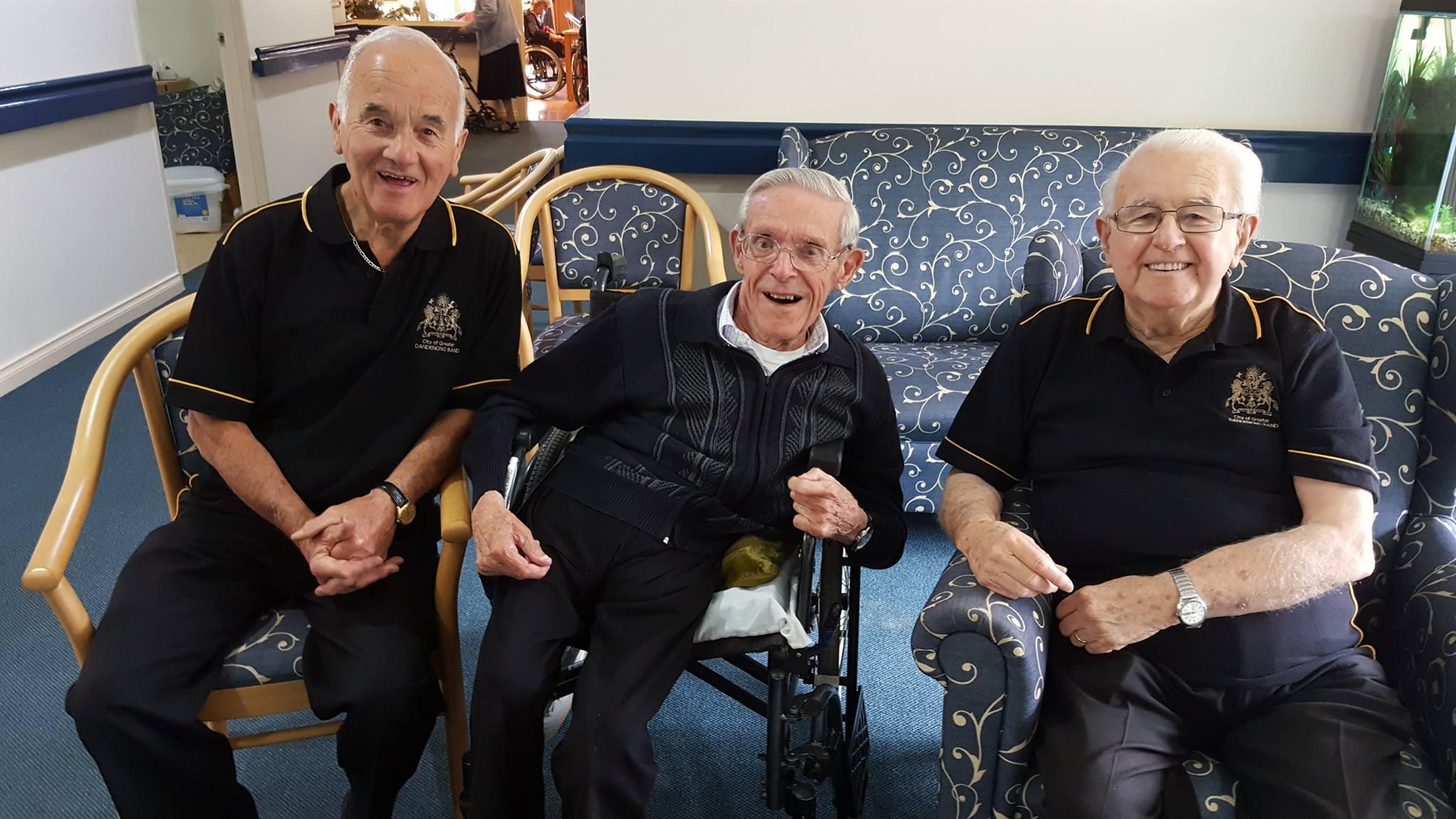 Alan, Syd & Bruce