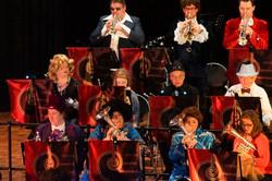 'Saturday Night Brass' Cabaret