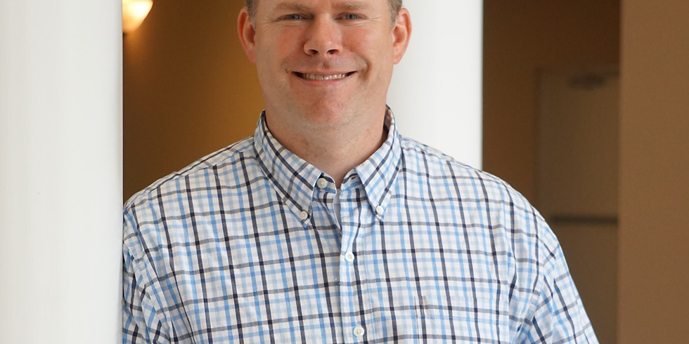Guest Speaker: Pastor Drew Page