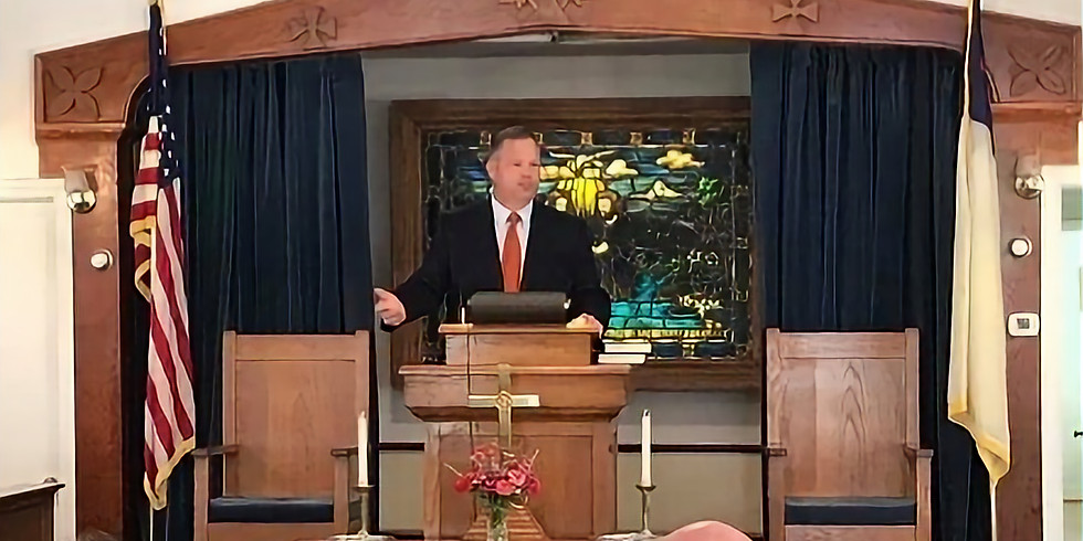 Rev. Tom Guess to speak at Millfield Baptist Church