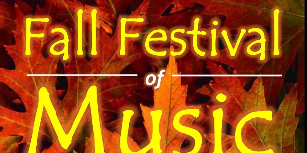 Fall Festival of Music