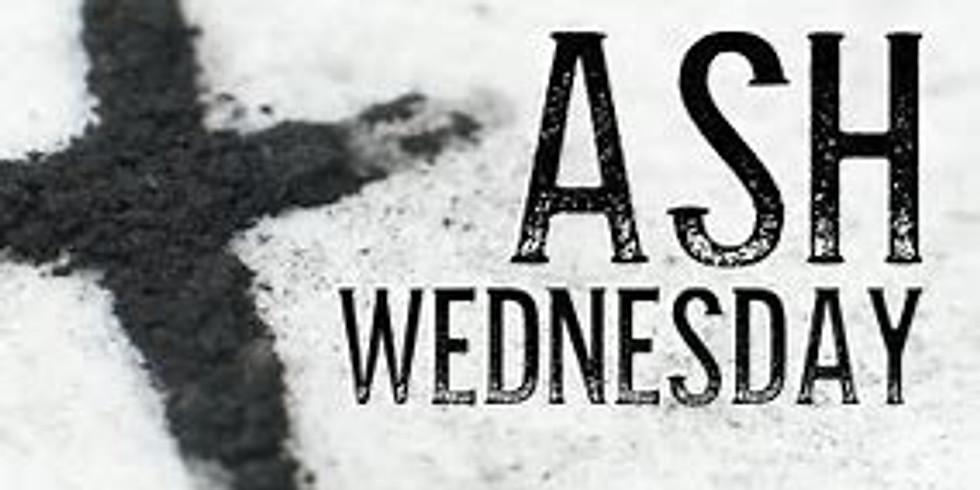 Ash Wednesday Svc.