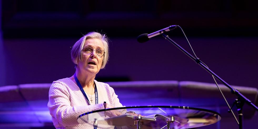 Guest Speaker: Rev. Nancy Moore