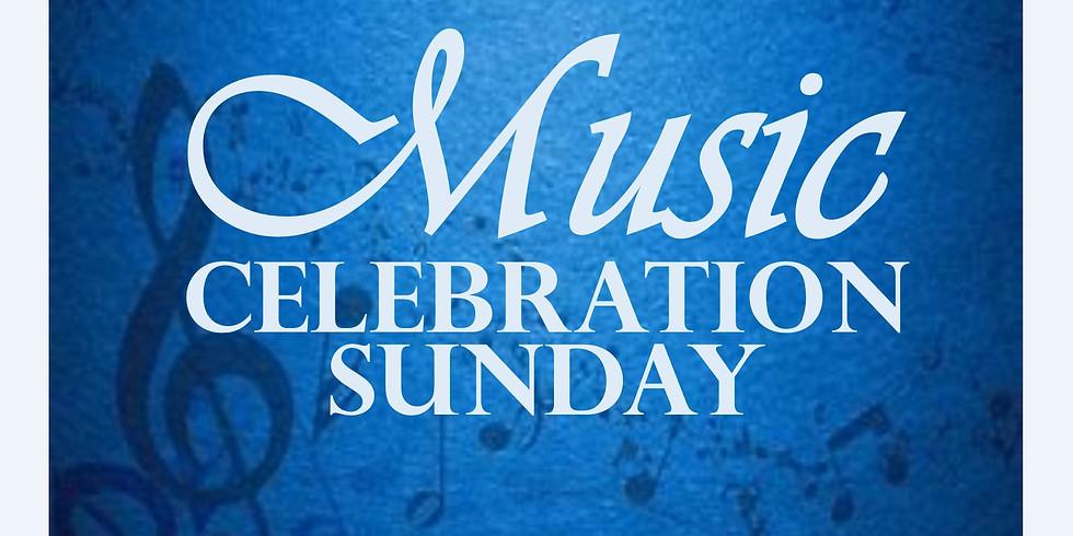 Music Celebration Sunday