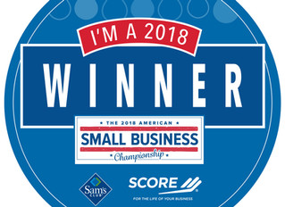 PEACEFUL LIVING HOME CARE Receives National Recognition as an American Small Business Champion by SC