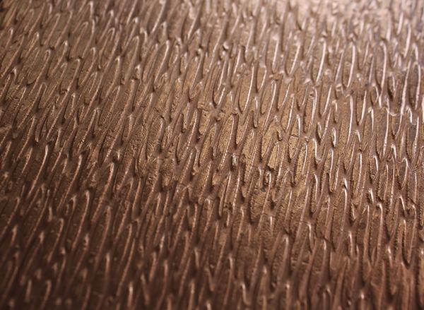 Brass Meteor Shower Texture
