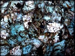 Labradorite Backlit
