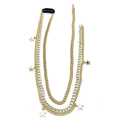 Extra Extensions - Star Chainz - Gold