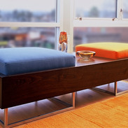 LUBLIN DOUBLE BENCH