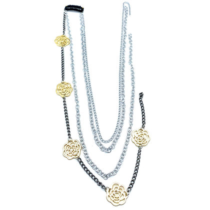 Extra Extensions - Rose Chainz - Multi Metal