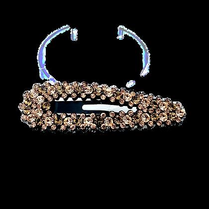 XL Dazzle Clip -Bronzed