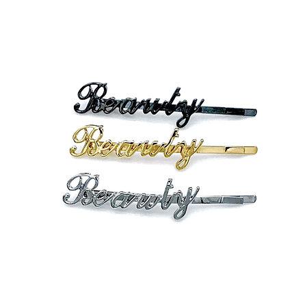Hairquips™ Script Hairpins - Beauty