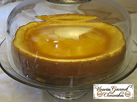 Vinovios Gourmet Cheesecakes Caramel Waves Cheesecakes