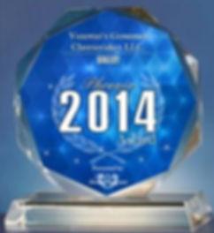 Best of Business 2014 Vinovios Gourmet Cheesecakes