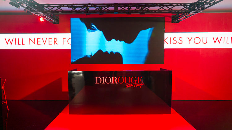 Dior - Launch Party