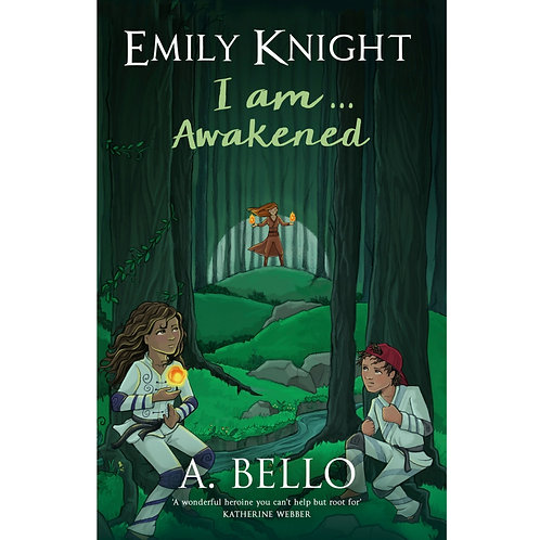 Emily Knight I am...Awakened by A. Bello -  ebook