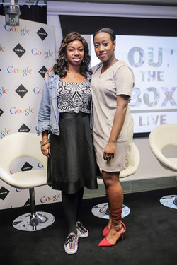 with Out The Box Founder Renee Davis