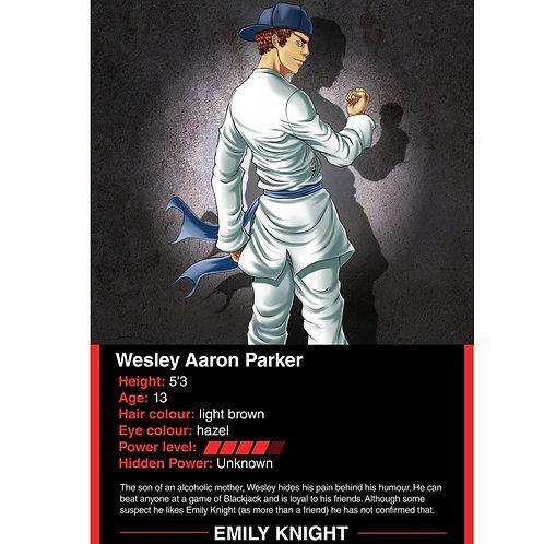 Wesley Parker battle card