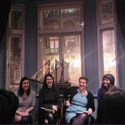 Girls Can Do Anything panel