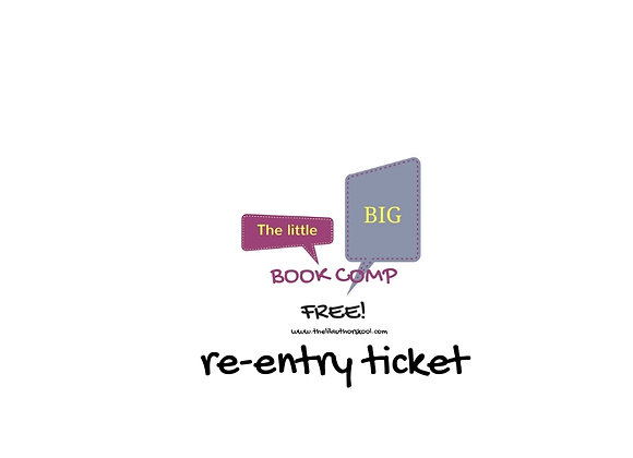 Re-entry ticket